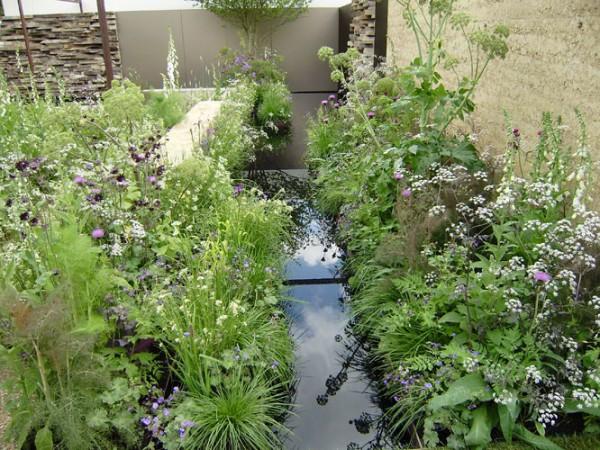 Chelsea Flower Show Breathe Garden Design Ltd
