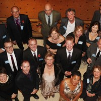 Society of Garden Designer Awards held on the  9th of November 2012 in London.